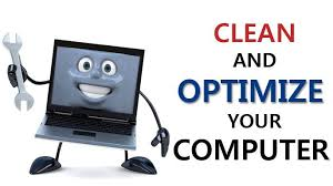 clean optimize your computer